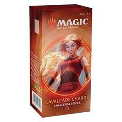 Magic The Gathering: Challenger Deck 2020 Cavalcade Charge