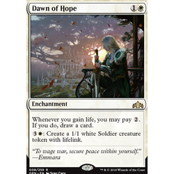 Magic löskort: Guilds of Ravnica: Dawn of Hope