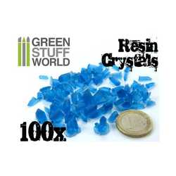 Green Stuff World -  Small Blue Crystals