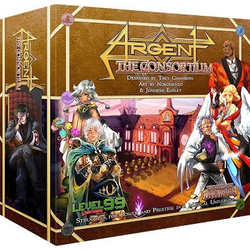 Argent: The Consortium (2nd ed)