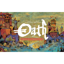 Oath: Chronicles of Empire and Exile (KS-edition)