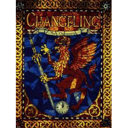 Changeling: The Dreaming: 1:st Edition