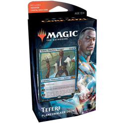 Magic The Gathering: Core 2021 Planeswalker Deck - Teferi (blue)