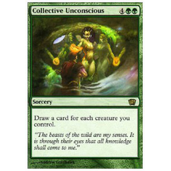 Magic löskort: 8th Edition: Collective Unconscious