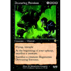 Magic löskort: Invasion: Devouring Strossus