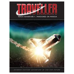 Traveller 4th ed: Marooned on Marduk (Reach Adventure 1)