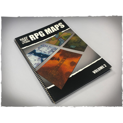 Book of RPG Maps: Volume 2