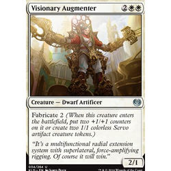 Magic löskort: Kaladesh: Visionary Augmenter