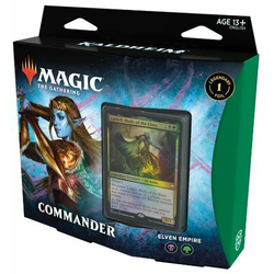 Magic The Gathering: Kaldheim Commander Deck Elven Empire