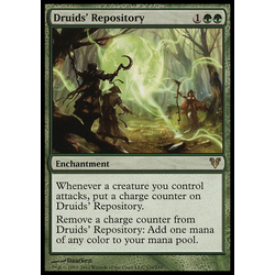 Magic löskort: Avacyn Restored: Druids' Repository