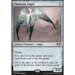 Magic löskort: Angels: Platinum Angel