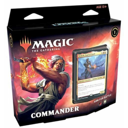 Magic The Gathering: Commander Legends Commander Deck Arm for Battle