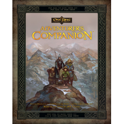 The One Ring: The Adventurer's Companion