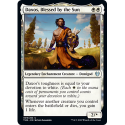 Magic löskort: Theros: Beyond Death: Daxos, Blessed by the Sun