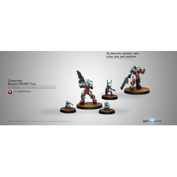 Nomads - Taskmaster, Bakunin SWAST Team (Box of 4)