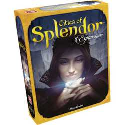 Splendor: Cities of Splendor (sv + eng. regler)