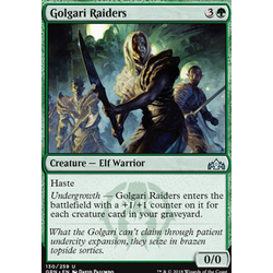 Magic löskort: Guilds of Ravnica: Golgari Raiders