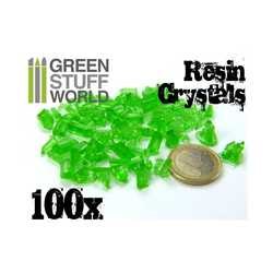 Green Stuff World -  Small Green Crystals