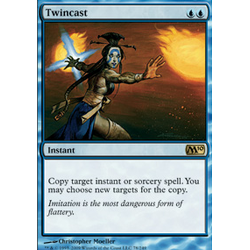 Magic löskort: M10: Twincast