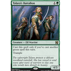 Magic löskort: Duel Decks: Elves vs Inventors: Talara's Battalion