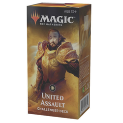 Magic The Gathering: Challenger Deck United Assault