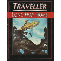 Traveller T4: Long Way Home