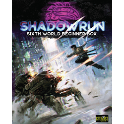 Shadowrun: 6th World Beginner Box