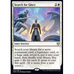 Magic löskort: Kaldheim: Search for Glory