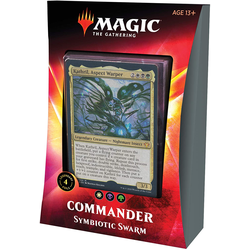 Magic The Gathering: Ikoria Commander Deck 2020 Symbiotic Swarm