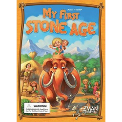 My First Stone Age: The Board Game