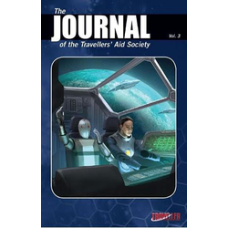 Traveller 4th ed: Journal of the Travellers Aid Society - Vol. 3