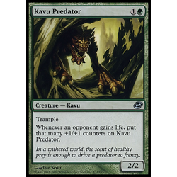 Magic löskort: Planar Chaos: Kavu Predator