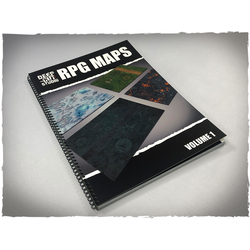 Book of RPG Maps: Volume 1