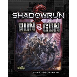 Shadowrun: Run & Gun (softback)