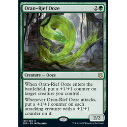 Magic löskort: Zendikar Rising: Oran-Rief Ooze
