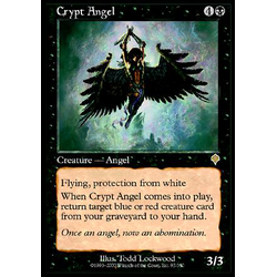 Magic löskort: Invasion: Crypt Angel