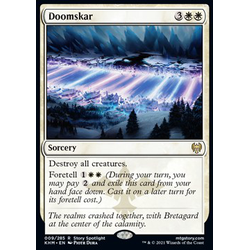 Magic löskort: Kaldheim: Doomskar