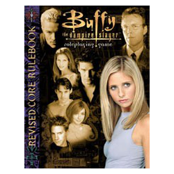 Buffy RPG: Core Rulebook