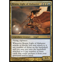 Magic löskort: Avacyn Restored: Bruna, Light of Alabaster