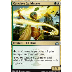 Magic löskort: Guilds of Ravnica: Conclave Guildmage