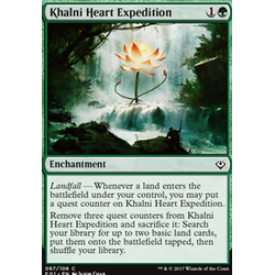 Magic löskort: Archenemy: Nicol Bolas: Khalni Heart Expedition