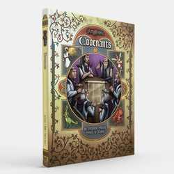 Ars Magica 5th ed: Covenants