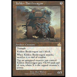 Magic löskort: Prophecy: Keldon Battlewagon