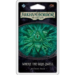 Arkham Horror: The Card Game - Where the Gods Dwell
