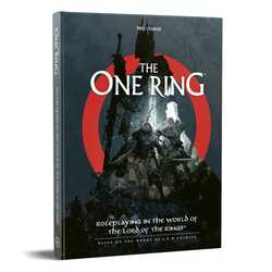 The One Ring: Core Rulebook (Fria Ligan)