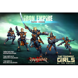 Iron Empires: Reapers - Command