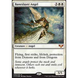 Magic löskort: Angels: Baneslayer Angel