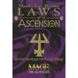 Mind's Eye Theatre: Laws of Ascention Companion