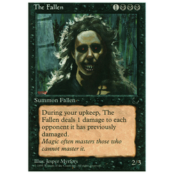 Magic löskort: Chronicles: The Fallen
