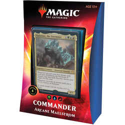 Magic The Gathering: Ikoria Commander Deck 2020 Arcane Maelstrom